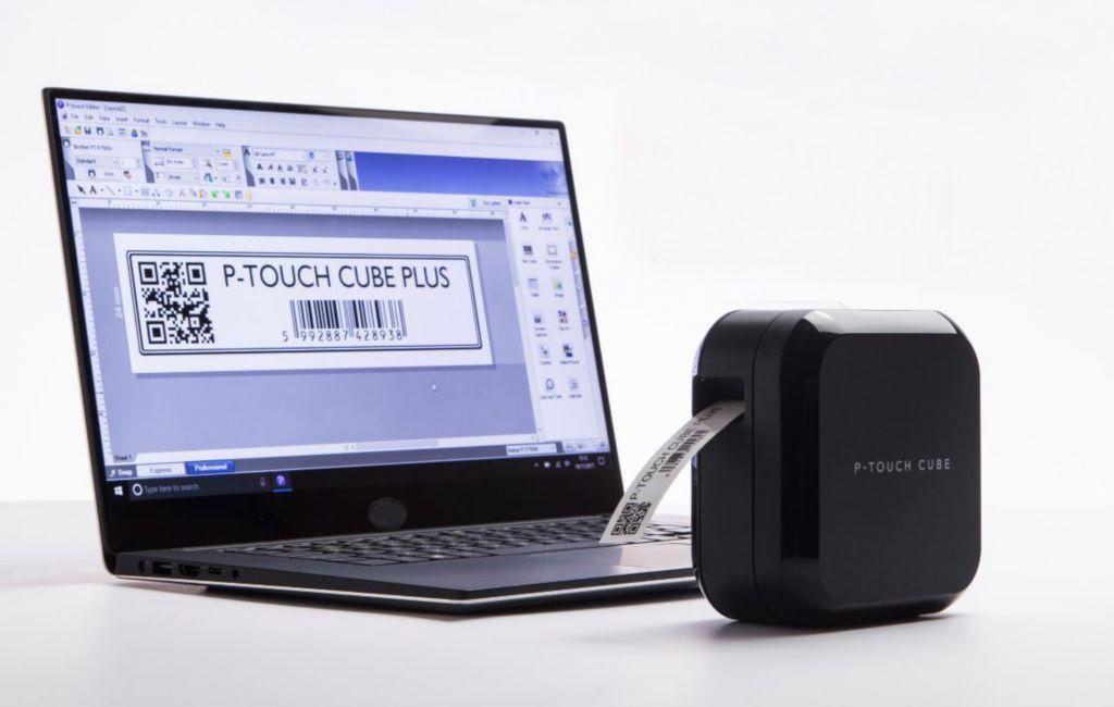 Titreuse Brother P-Touch PT-710BT Cube Plus